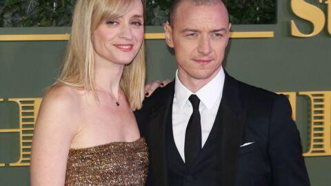 James McAvoy: la star de X-Men divorce de sa femme Anne-Marie Duff