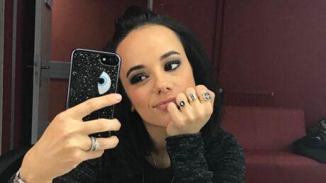 Alizée dévoile une photo de sa fille sur Instagram