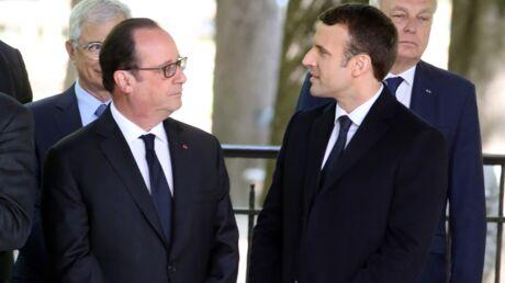 Emmanuel Macron et François Hollande: comment se déroule la passation de pouvoir?