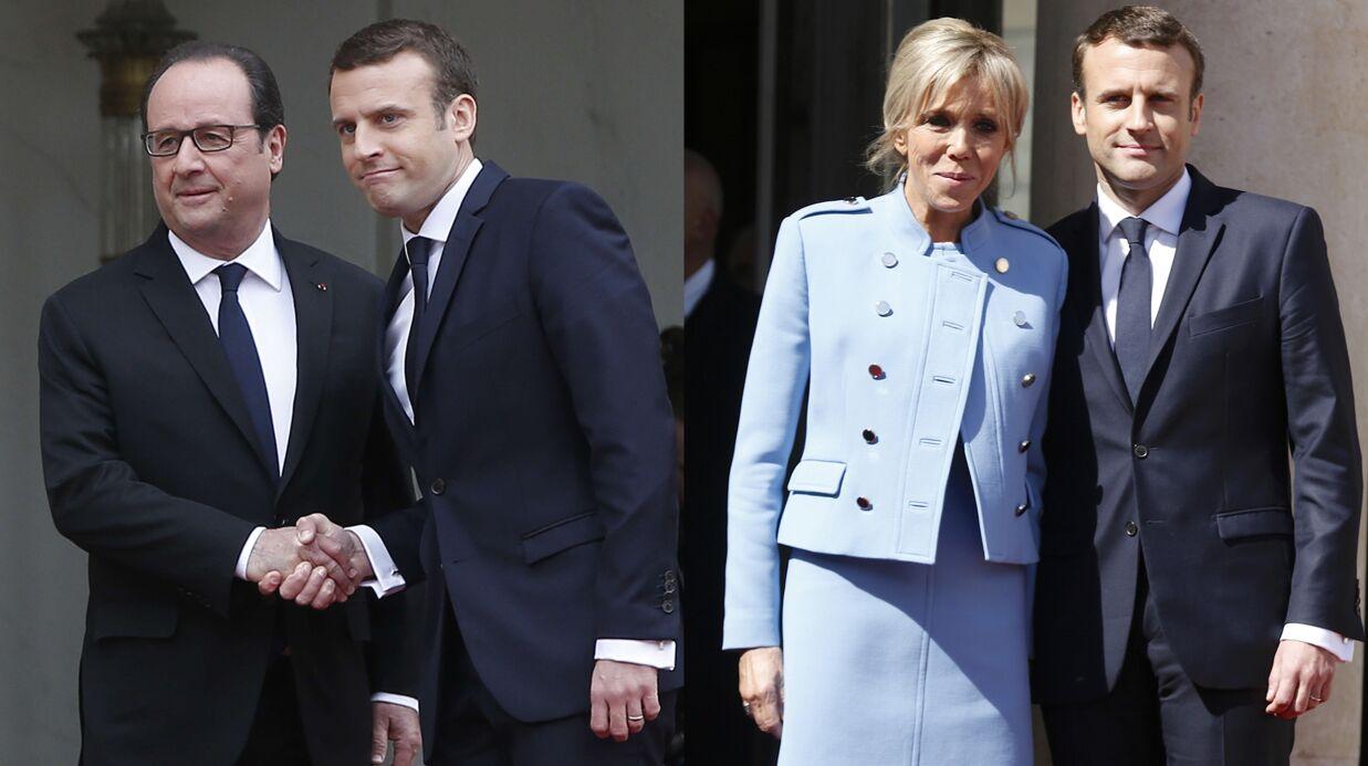 PHOTOS Invités, émotion… Retour en images sur l'investiture d'Emmanuel Macron