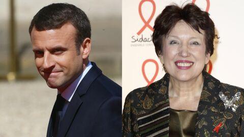 VIDEO Emmanuel Macron court dans les escaliers de l'Elysée, Roselyne Bachelot a une explication