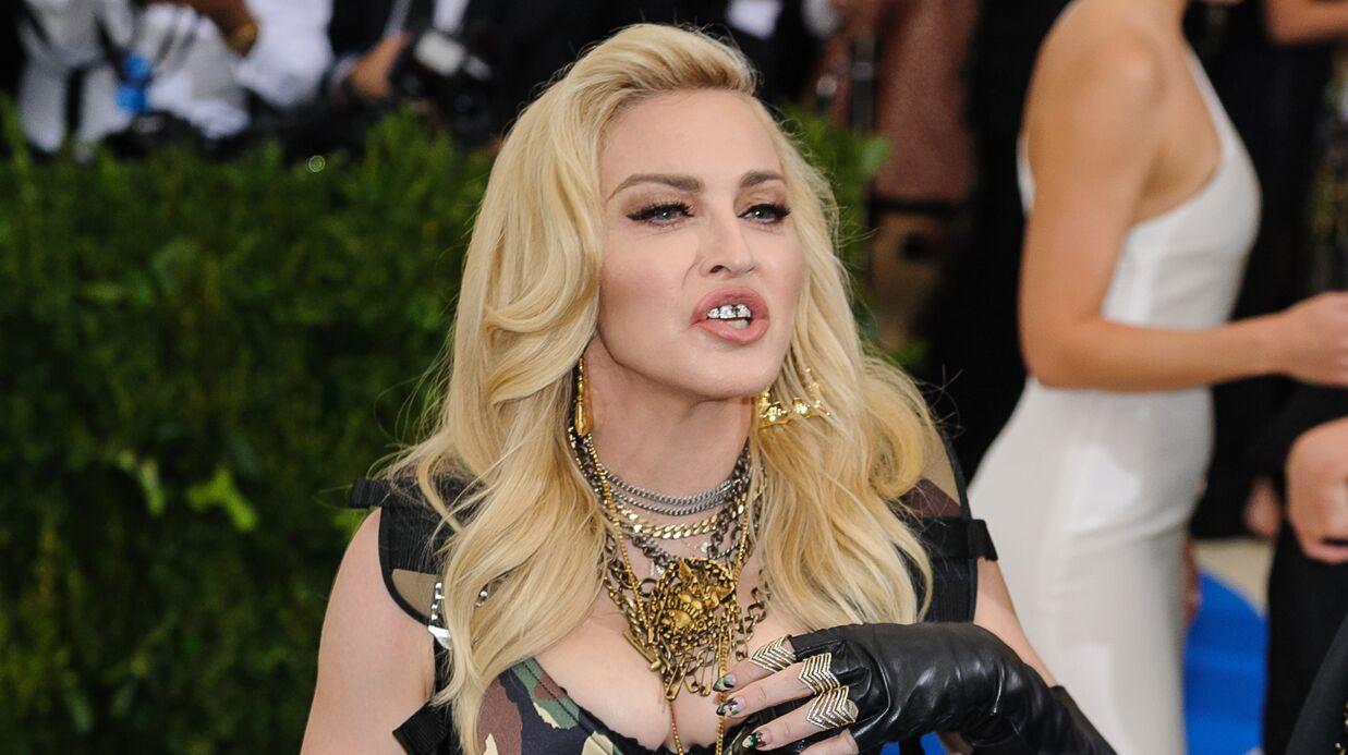 Madonna élue «Reine du flop» par Google
