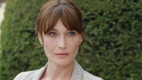 Carla Bruni s'est sentie coupable du suicide de son meilleur ami