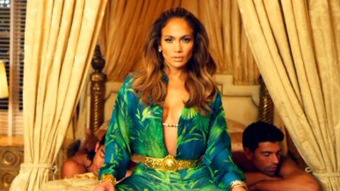 VIDEO Jennifer Lopez recycle son décolleté le plus sexy dans son nouveau clip