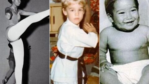 PHOTOS Reconnaissez-vous ces stars plus jeunes?