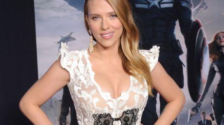 PHOTOS Scarlett Johansson ultra sexy à l'avant-première de Captain America