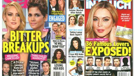 En direct des US: Kate Hudson et Halle Berry bientôt célibataires? Mouais…