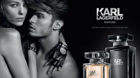 Un nouveau duo olfactif signé Karl Lagerfeld