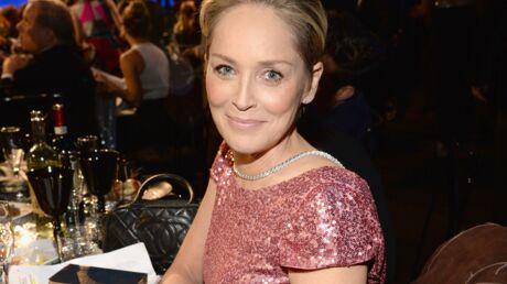 PHOTO Sharon Stone sans maquillage, la comédienne est rayonnante au naturel