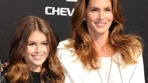 PHOTO Cindy Crawford et sa fille Kaia Gerber : Troublante ressemblance en couverture de Vogue