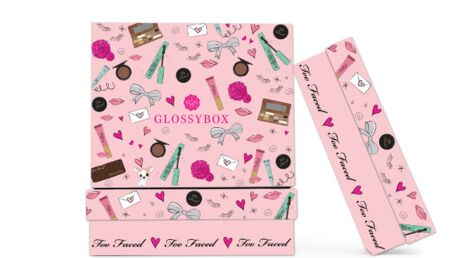 Too Faced s'offre une édition limitée chez Glossybox