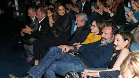 PHOTOS Chacun sa vie: un casting de star pour la première, dont Isabelle Boulay venue soutenir son chéri