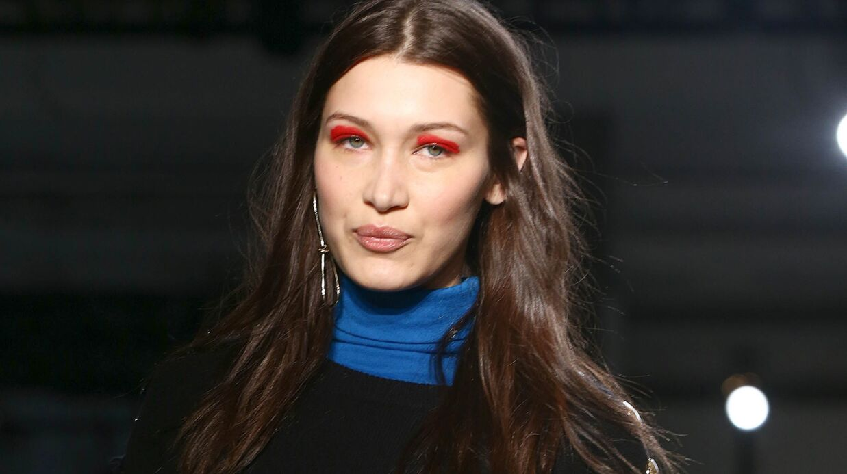 PHOTO Bella Hadid change radi­ca­le­ment de style