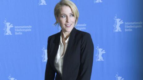Gillian Anderson (X-Files) souffre de dépression et de troubles de la mémoire