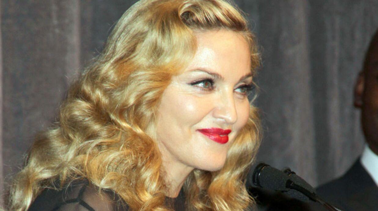 Madonna réticente à s'épiler les aisselles