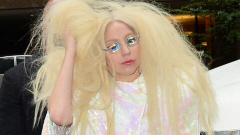 Lady Gaga n'a pas aimé se voir retouchée en une de Glamour
