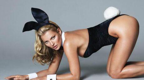 DIAPO Kate Moss sera-t-elle la plus sexy des Playboy bunnies?