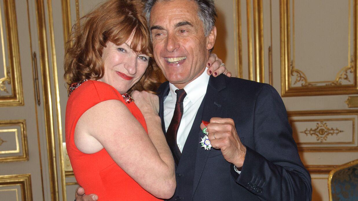 PHOTOS Gérard Holtz fait Chevalier de la Légion d'Honneur devant ses proches