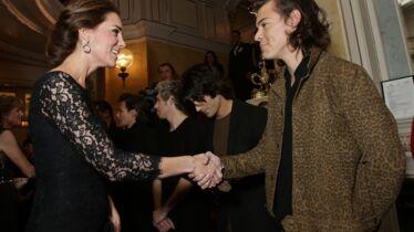 Quand Harry rencontre Kate