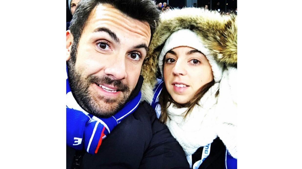 Laurent Ournac publie une très rare photo avec son épouse Ludivine