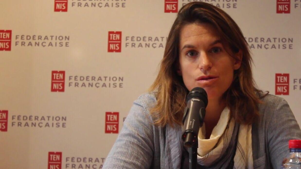 Amélie Mauresmo annonce qu'elle attend son deuxième enfant