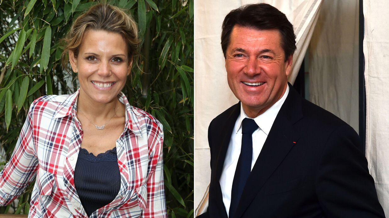 Christian Estrosi et Laura Tenoudji (Télématin) se sont mariés