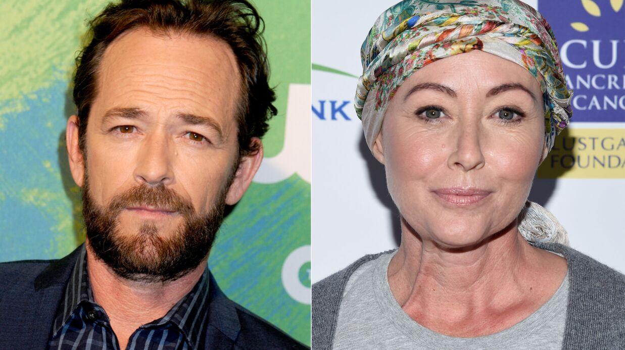 Beverly Hills: le touchant hommage de Luke Perry à Shannen Doherty atteinte d'un cancer