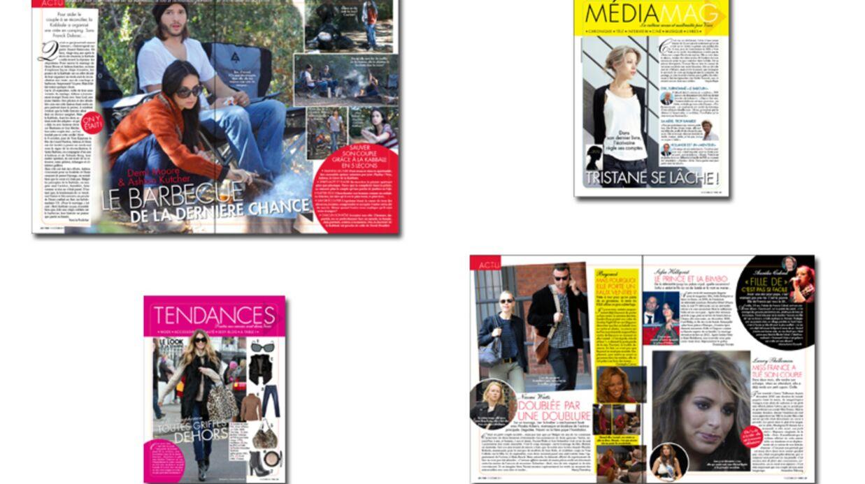 Demi Moore et Ashton Kutcher: la kabbale s'en mêle