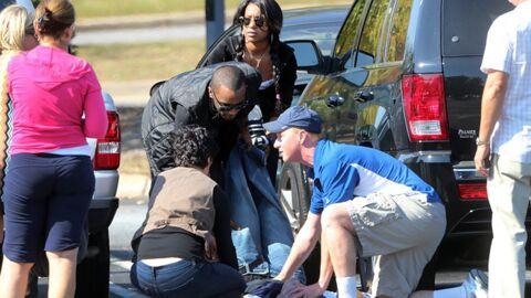 PHOTOS Whitney Houston: sa fille vole au secours d'un homme
