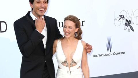 Kylie Minogue se sépare de son boyfriend Andres Velencoso