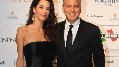 Amal Alamuddin se fait désormais appeler Amal Clooney