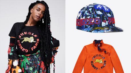 PHOTOS Collection Kenzo x H&M: découvrez la sélection de la rédac' et les prix