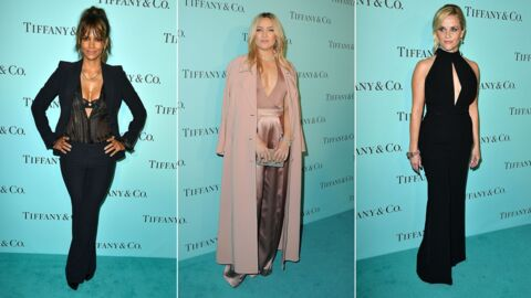 PHOTOS Halle Berry ULTRA décolletée, Kate Hudson et Reese Witherspoon chics pour Tiffany