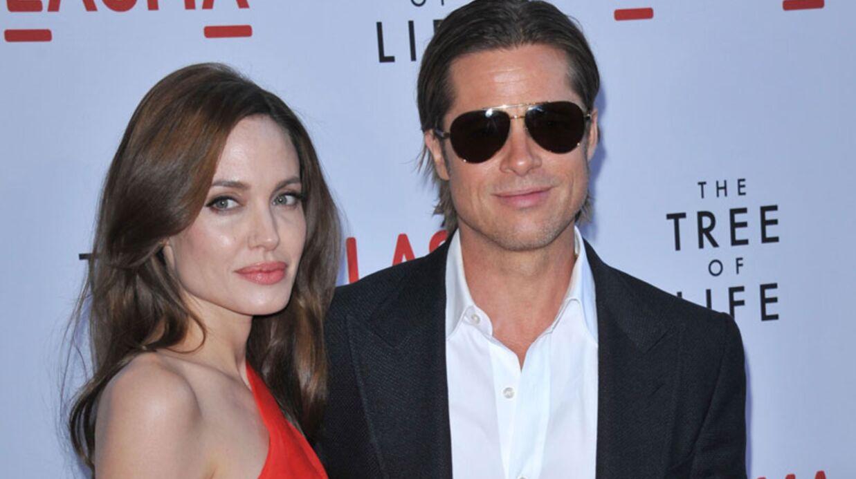 Angelina Jolie – Jennifer Aniston: la guerre des mariages?