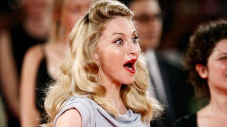 Le gouvernement italien attaque Madonna