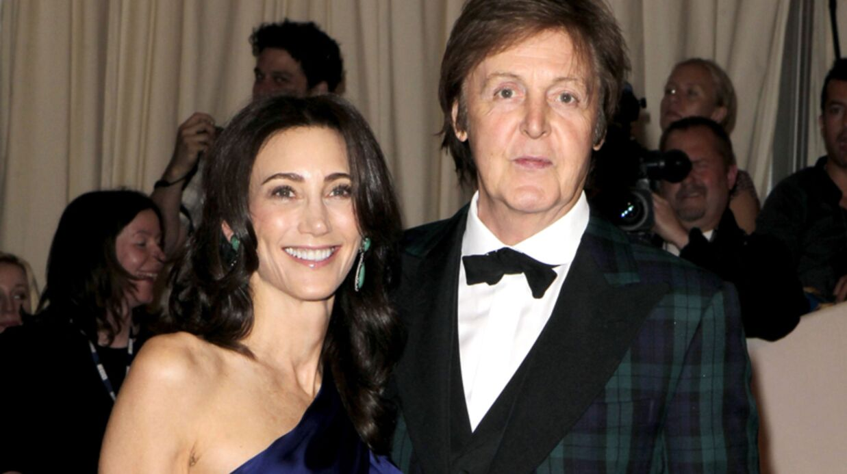 Paul McCartney: mariage imminent avec Nancy Shevell