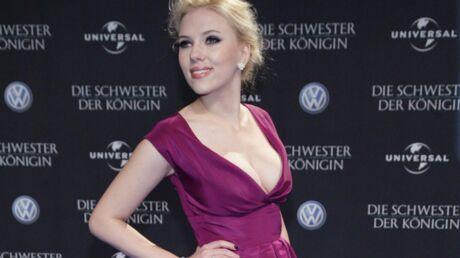 Des photos de Scarlett Johansson nue sur le net!
