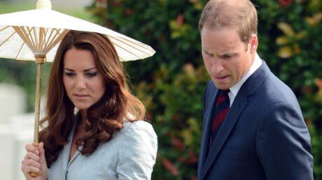 Photos de Kate Middleton topless: le couple «triste et déçu»