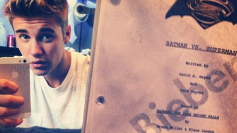 PHOTO Justin Bieber pour incarner Robin dans Batman vs Superman?