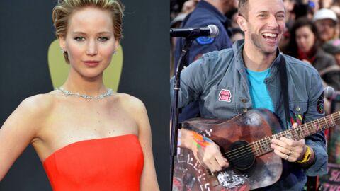 Jennifer Lawrence et Chris Martin officialisent leur relation