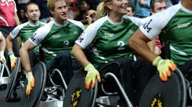 Le rugby-fauteuil n'a plus de secret pour lui