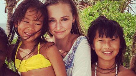 PHOTOS Emma Smet fête ses 18 ans en famille avec le clan Hallyday