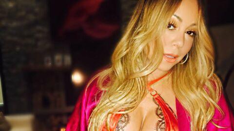 PHOTOS Mariah Carey fête le début de ses vacances avec une tenue TRÈS sexy