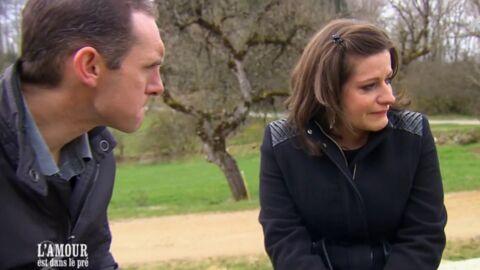 Olivia (L'amour est dans le pré): «J'ai surpris Jean-Paul et Marie le premier soir»
