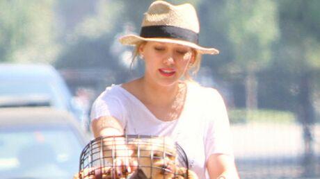 Hilary Duff: enceinte de son premier enfant