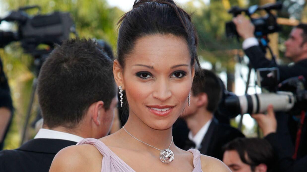 Cindy Fabre (Miss France 2005 découvre les difficultés de la grossesse)