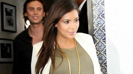 Les premières photos de Kim Kardashian depuis son accouchement!