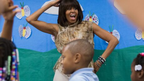 Michelle Obama se lance dans le hip-hop