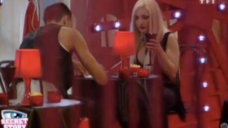 Secret Story 7: Florine et Julien flirtent (et Anaïs devient folle)