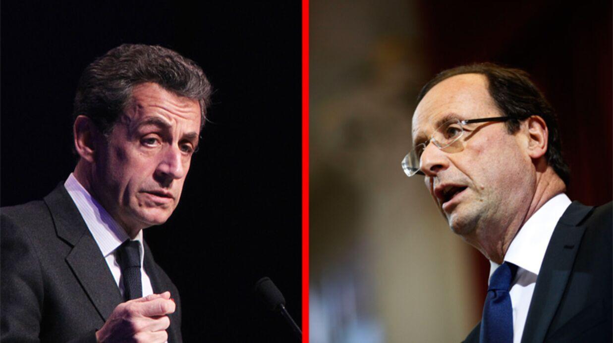 Meetings Sarkozy / Hollande: le match des people